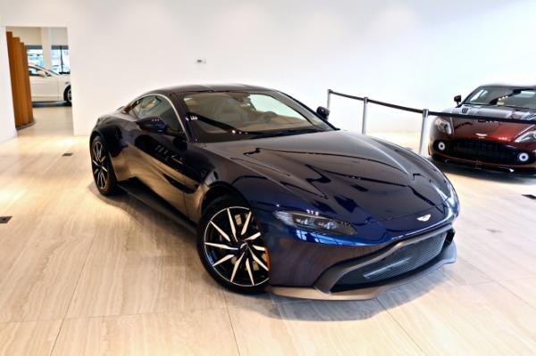 New 2019 Aston Martin Vantage-Vienna, VA