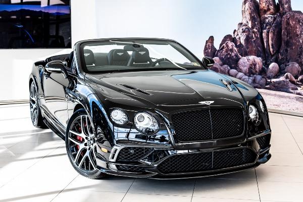 New 2018 Bentley Continental-Vienna, VA