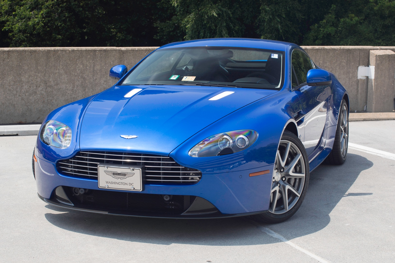 2012 aston martin v8 vantage s stock pc17071 for sale near vienna va va aston martin dealer. Black Bedroom Furniture Sets. Home Design Ideas