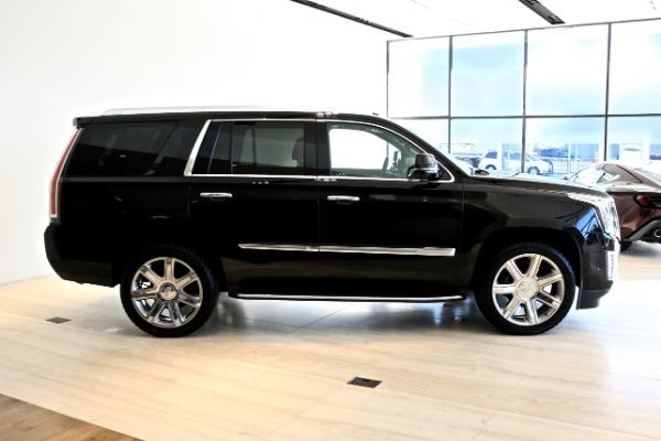 Used 2018 Cadillac Escalade Premium Luxury | Vienna, VA