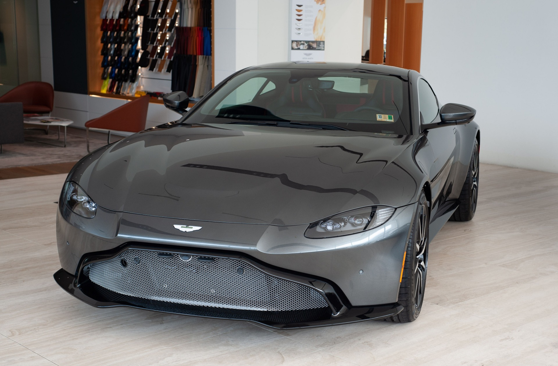 2019 Aston Martin Vantage Stock 9nn00941 For Sale Near Vienna Va