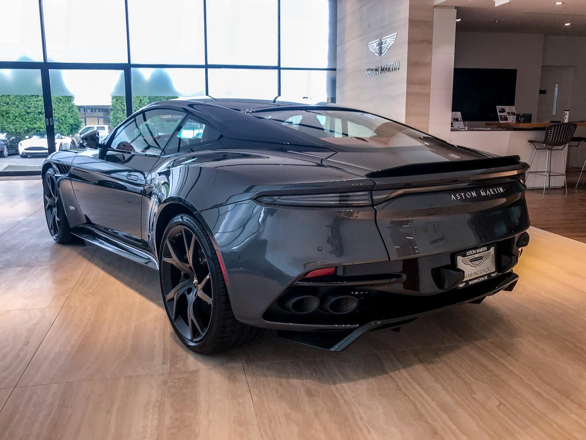 2019 Aston Martin Dbs Superleggera Stock 9nr00079 For Sale Near