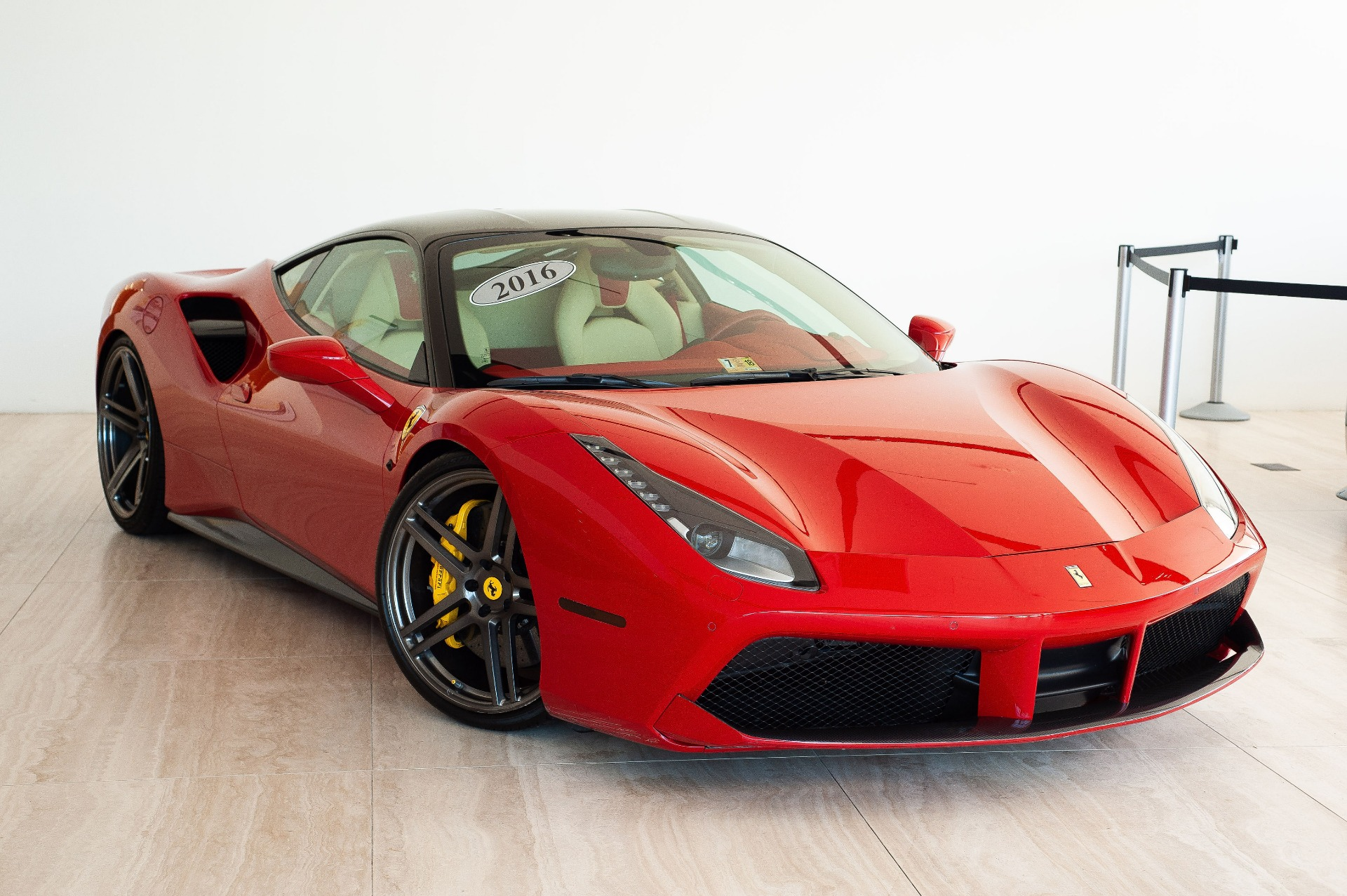 2016 Ferrari 488 Gtb Stock P0216690 For Sale Near Vienna Va Va Ferrari Dealer For Sale In Vienna Va P0216690 Exclusive Automotive Group