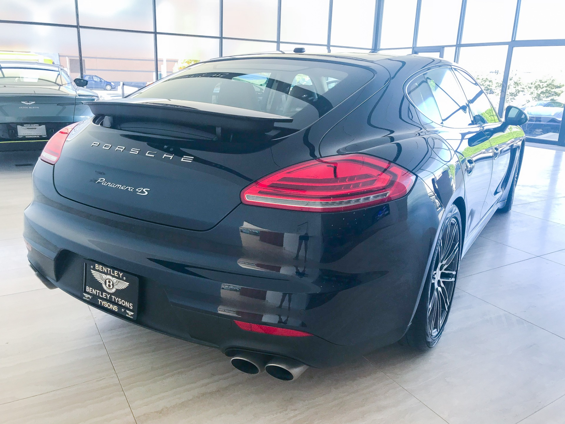 2016 Porsche Panamera 4s Stock 9n024344a For Sale Near Vienna Va Va Porsche Dealer For Sale In Vienna Va 9n024344a Exclusive Automotive Group