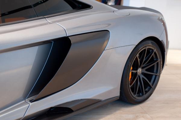 Used 2016 McLaren 675LT  | Vienna, VA