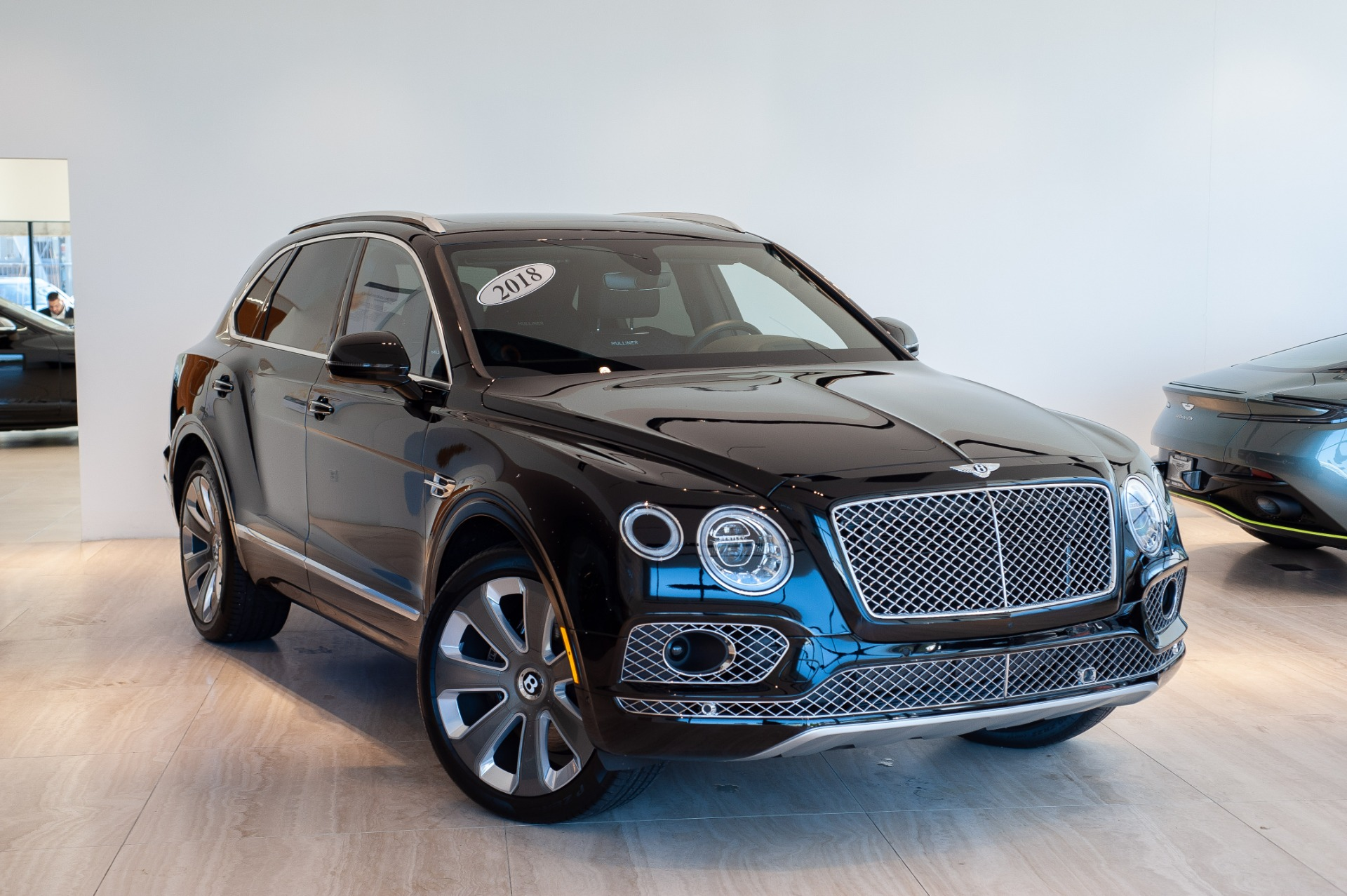 2018 Bentley Bentayga Mulliner Edition Stock P020167 For Sale Near