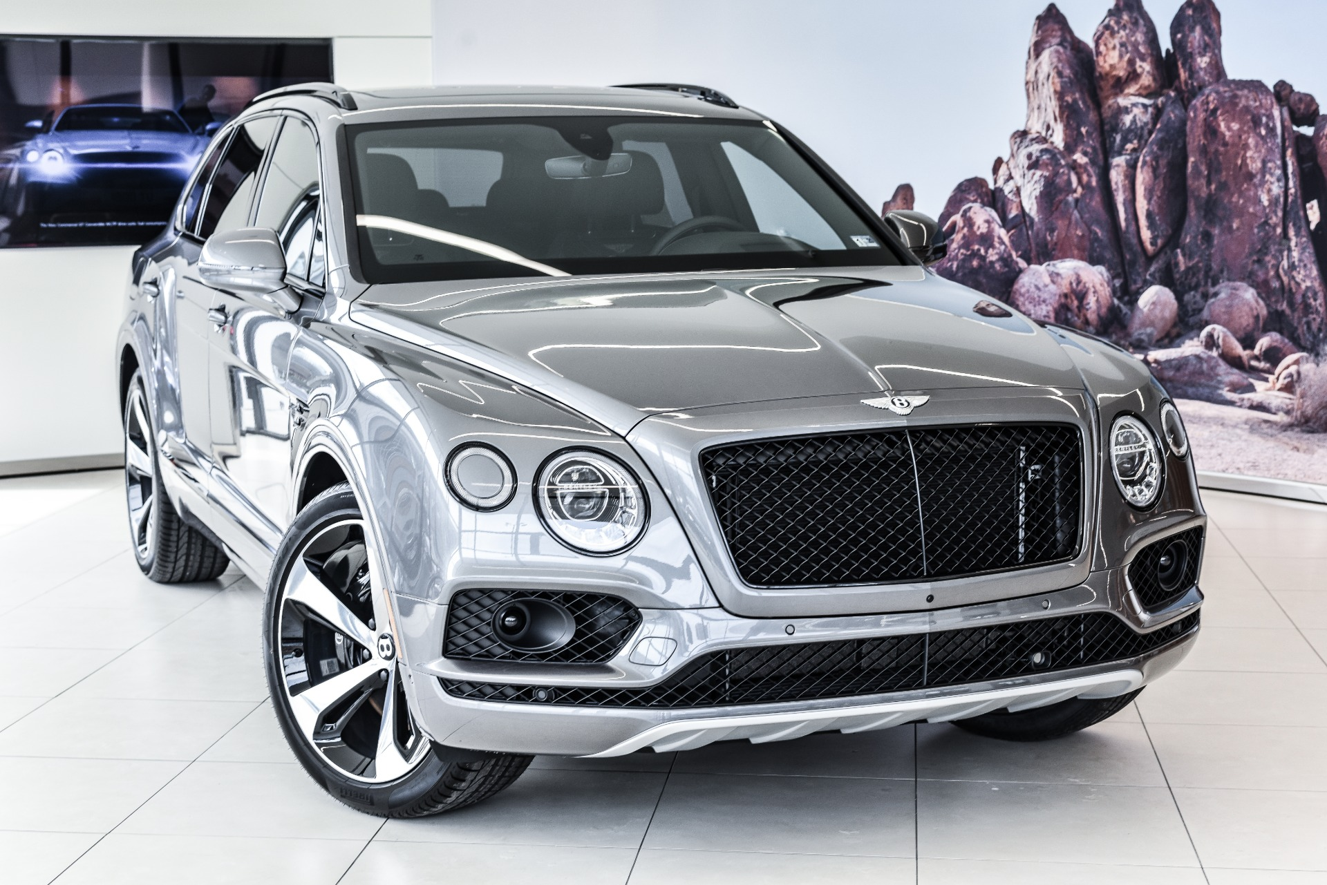 2018 Bentley Bentayga: Mulliner Version, Changes, PRice >> 2019 Bentley Bentayga Mulliner Stock 9n025270 For Sale