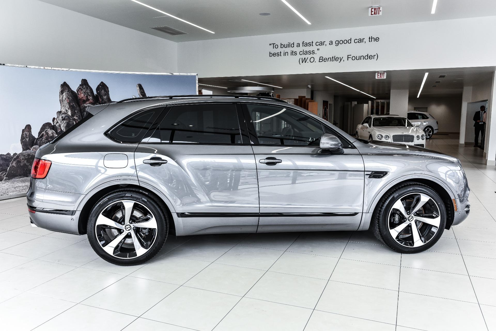 2019 Bentley Bentayga Mulliner Stock 9n025270 For Sale