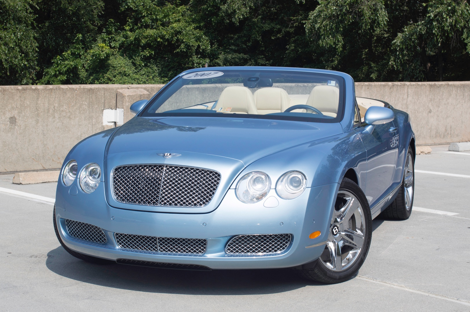 2007 bentley continental gtc stock p049328 for sale near. Black Bedroom Furniture Sets. Home Design Ideas