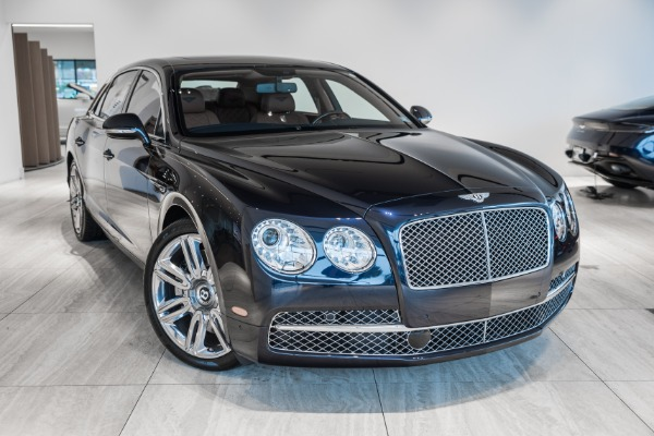 Used 2018 Bentley Flying Spur W12 | Vienna, VA