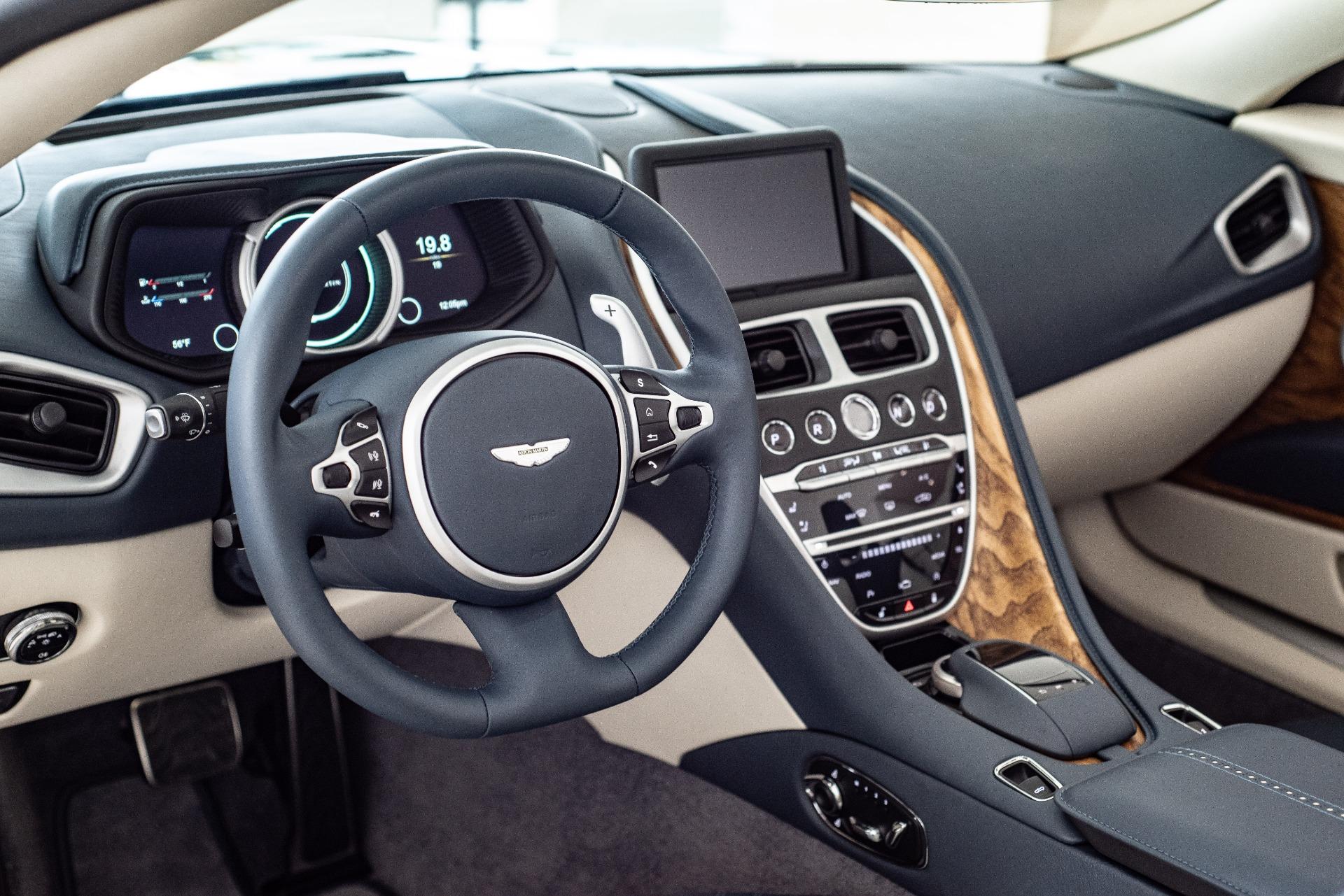 2019 Aston Martin Db11 Volante Stock 9nm06940 For Sale Near Vienna