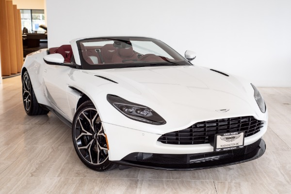 New 2019 Aston Martin DB11-Vienna, VA