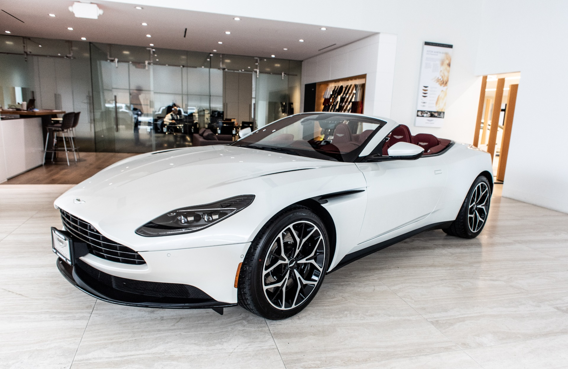 2019 Aston Martin Db11 Volante Stock 9nm06978 For Sale Near Vienna