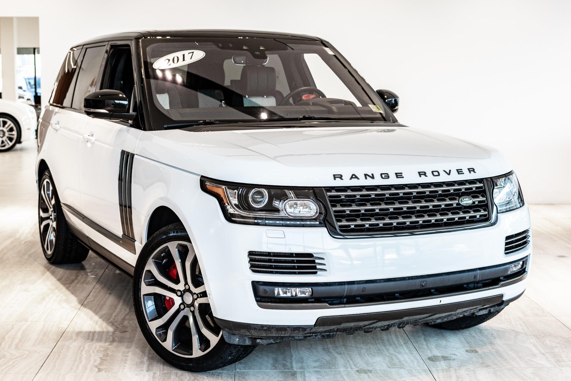 2017 Land Rover Range Rover Svautobiography Dynamic Stock