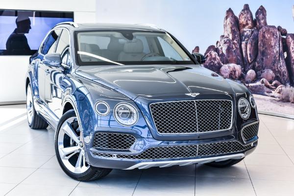 New 2019 Bentley Bentayga-Vienna, VA