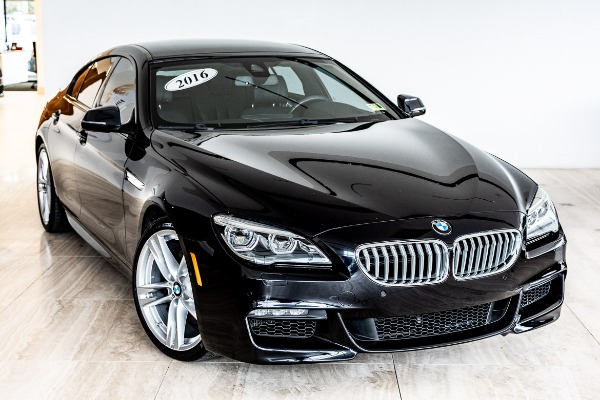 Used 2016 BMW 6 Series 650i xDrive Gran Coupe | Vienna, VA