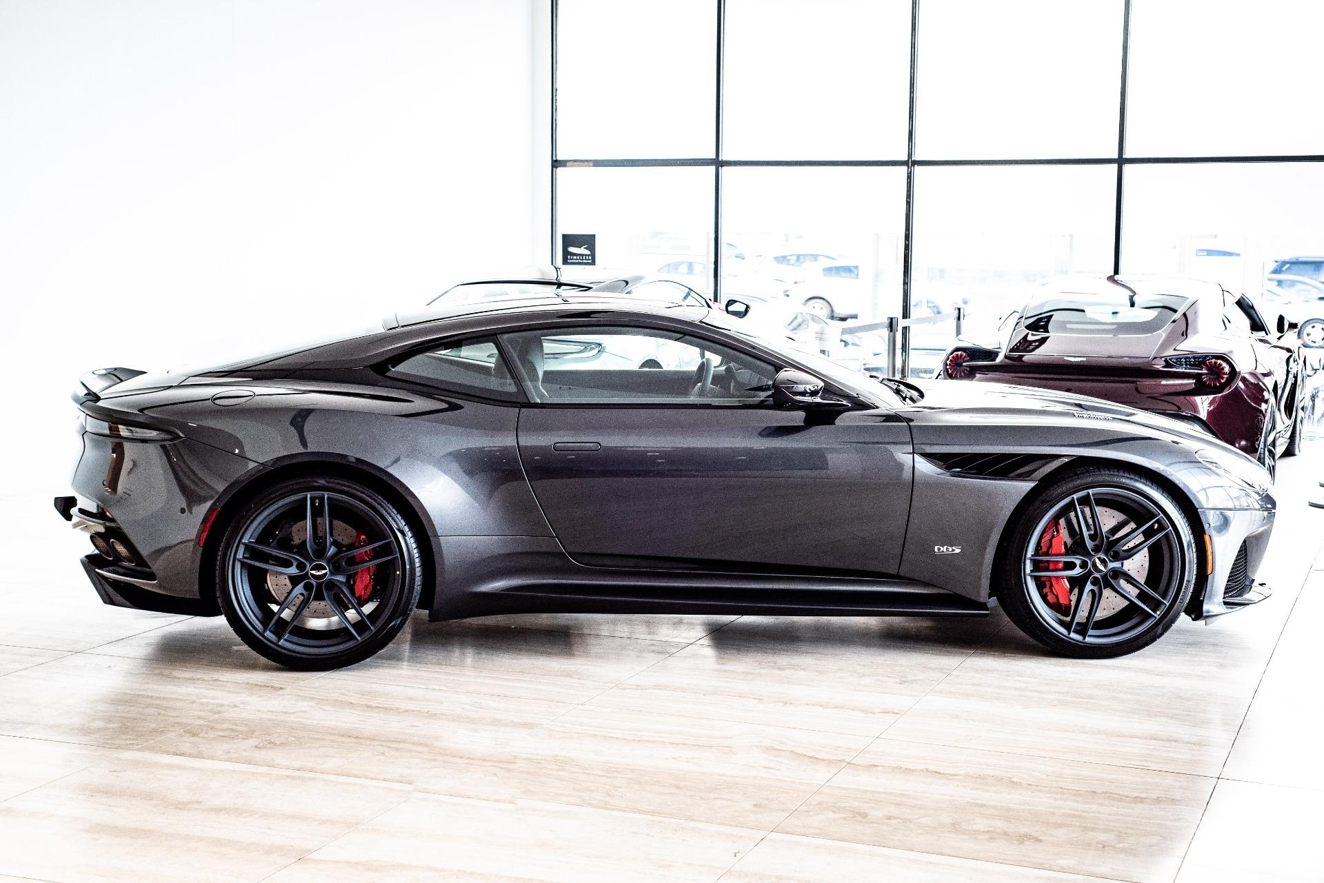 2019 Aston Martin Dbs Superleggera Stock 9nr00271 For Sale Near