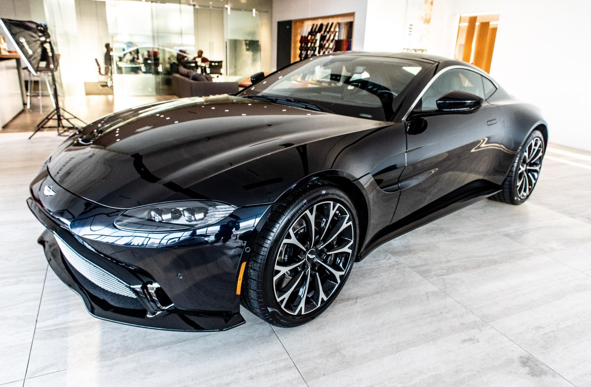 2019 Aston Martin Vantage Stock Pn00041 For Sale Near Vienna Va