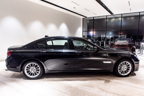 Used 2014 BMW 7 Series 740Li xDrive | Vienna, VA