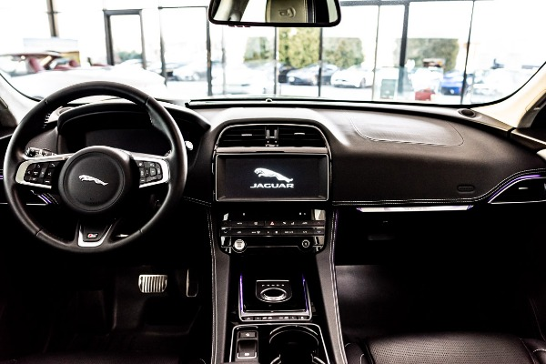 Used 2017 Jaguar F-PACE S | Vienna, VA