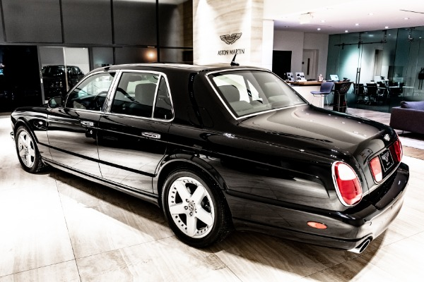 Used 2002 Bentley Arnage T | Vienna, VA