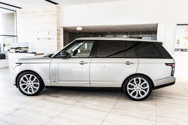 Used 2017 Land Rover Range Rover Supercharged LWB | Vienna, VA