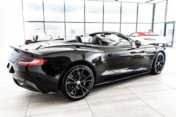 Used 2016 Aston Martin Vanquish Carbon Edition Volante | Vienna, VA