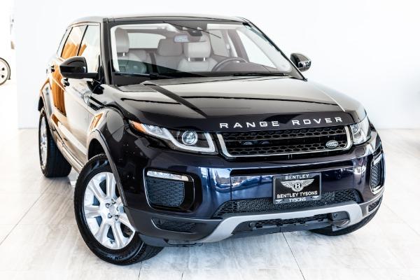 Used 2016 Land Rover Range Rover Evoque SE Premium | Vienna, VA