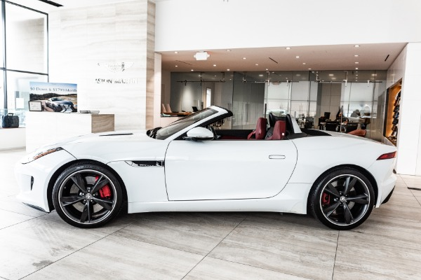Used 2014 Jaguar F-TYPE S | Vienna, VA
