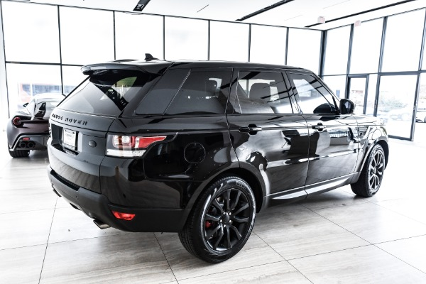 Used 2015 Land Rover Range Rover Sport Supercharged | Vienna, VA