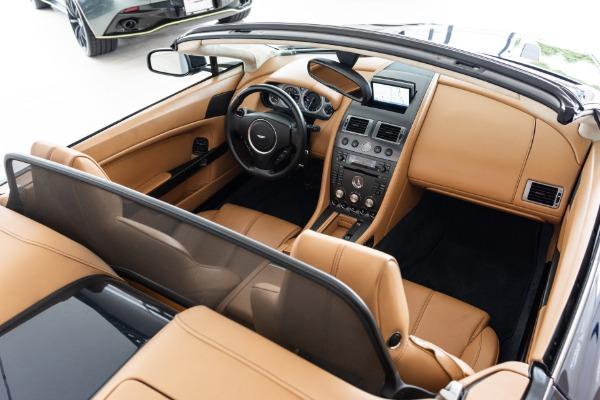 Used 2008 Aston Martin Vantage Roadster | Vienna, VA
