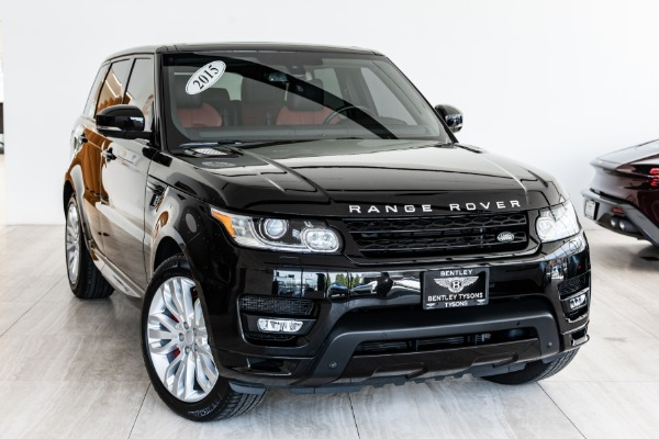 Used 2015 Land Rover Range Rover Sport Autobiography | Vienna, VA