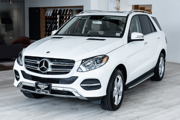 Used 2018 Mercedes-Benz GLE GLE 350 4MATIC | Vienna, VA