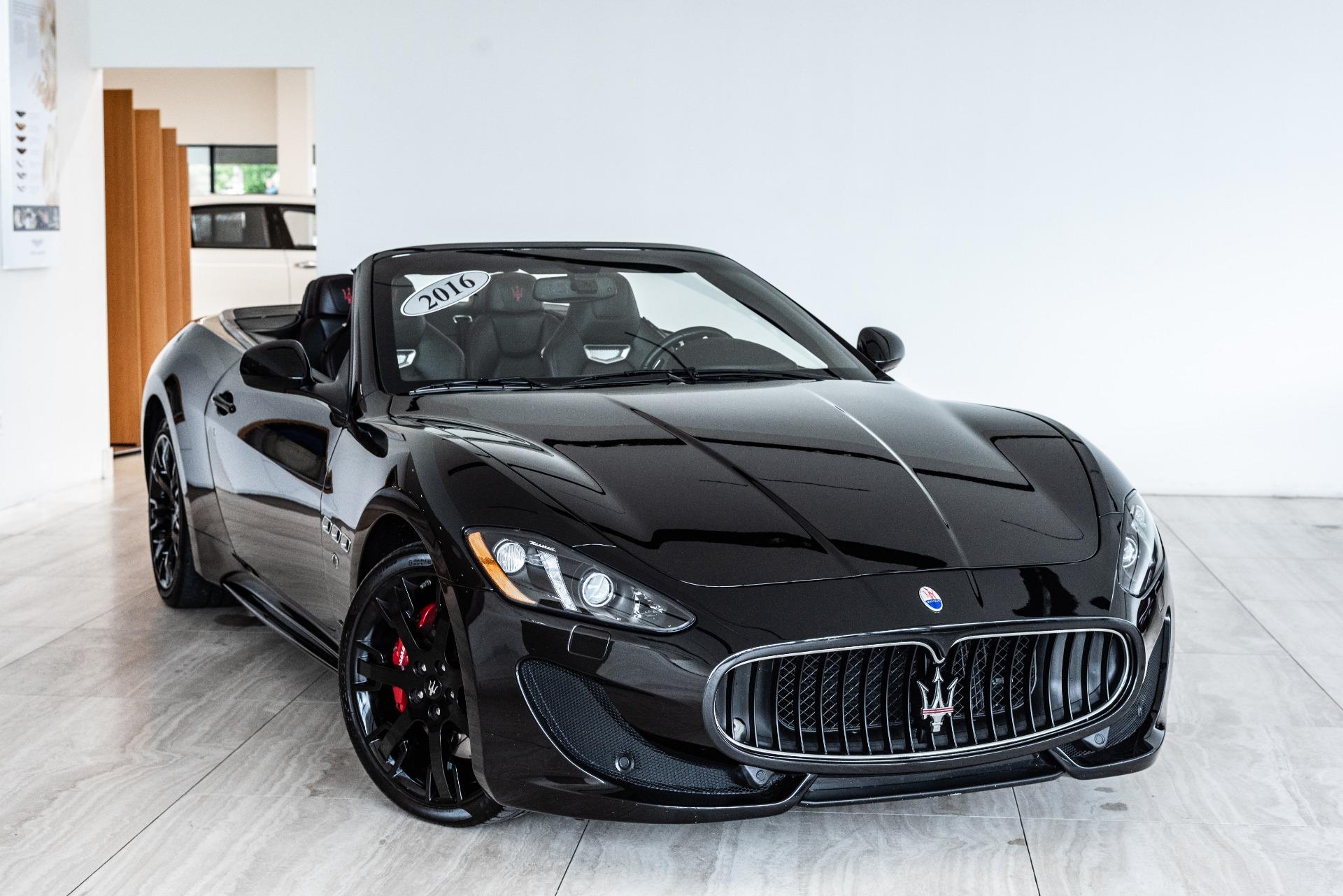 2016 Maserati Granturismo Mc Stock P0177500 For Sale Near Vienna Va Va Maserati Dealer For Sale In Vienna Va P0177500 Exclusive Automotive Group