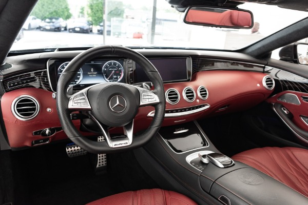 Used 2017 Mercedes-Benz S-Class AMG S 63 | Vienna, VA