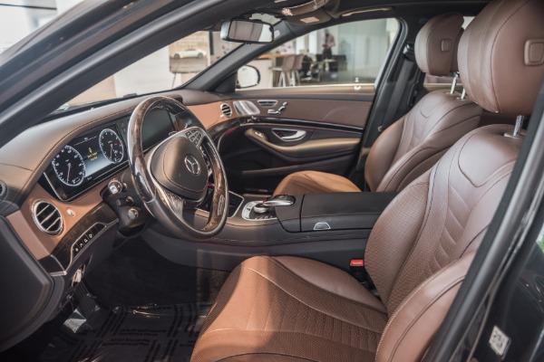 Used 2016 Mercedes-Benz S-Class S 550 4MATIC | Vienna, VA