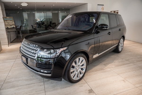Used 2016 Land Rover Range Rover Supercharged | Vienna, VA