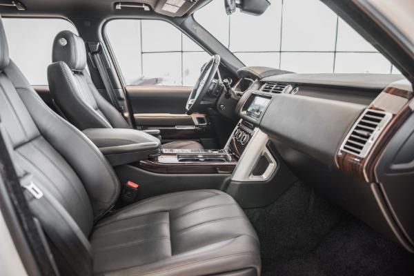 Used 2017 Land Rover Range Rover Supercharged   Vienna, VA