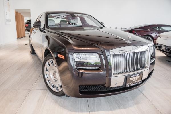Used 2014 Rolls-Royce Ghost  | Vienna, VA
