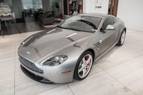 Used 2016 Aston Martin V8 Vantage  | Vienna, VA