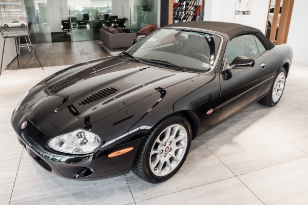 Used 2000 Jaguar XKR  | Vienna, VA