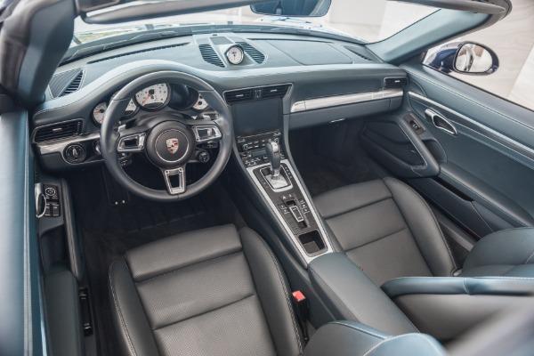 Used 2017 Porsche 911 Targa 4S   Vienna, VA