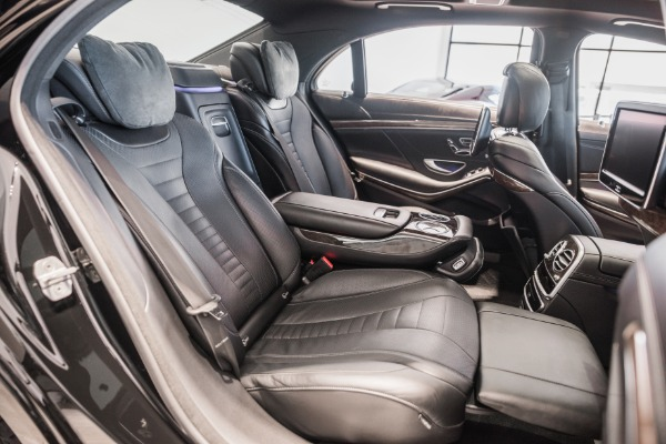 Used 2015 Mercedes-Benz S-Class S 550 4MATIC | Vienna, VA