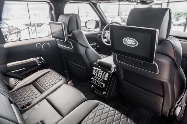 Used 2017 Land Rover Range Rover SVAutobiography Dynamic | Vienna, VA