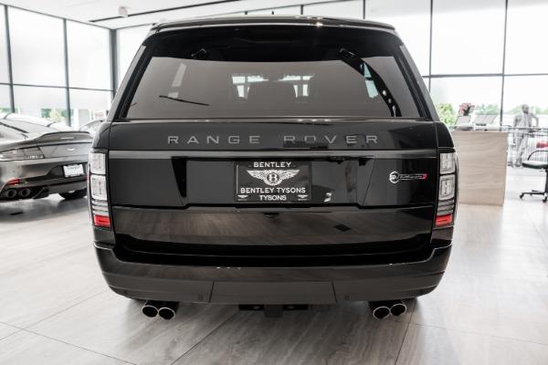 Used 2017 Land Rover Range Rover SVAutobiography Dynamic   Vienna, VA