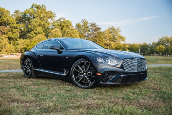 New 2020 Bentley CONTINENTAL GT V8 | Vienna, VA