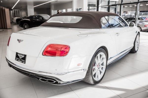 Used 2017 Bentley Continental GT V8 S | Vienna, VA