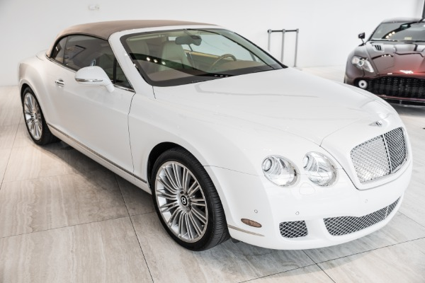Used 2010 Bentley Continental GTC Speed | Vienna, VA