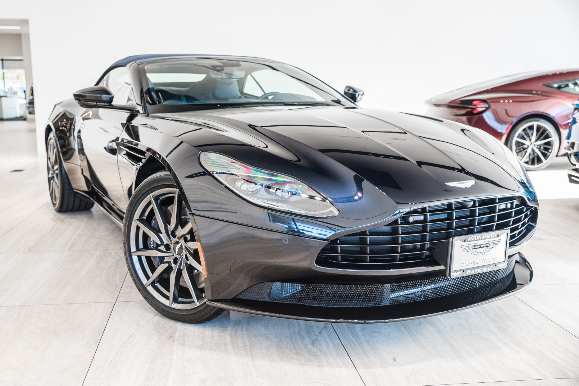 2020 Aston Martin Db11 Volante Stock 20nm09024 For Sale Near Vienna Va Va Aston Martin Dealer For Sale In Vienna Va 20nm09024 Exclusive Automotive Group