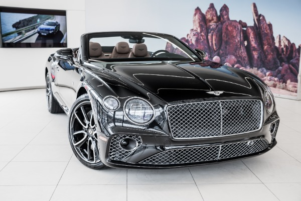 New 2020 Bentley Continental-Vienna, VA